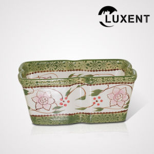 Top Sale Ceramic Food Container, Color Standard Baking Tray pictures & photos