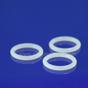 Customized Silicone Rubber O-Ring pictures & photos