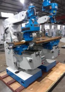 Universal Knee Type Milling Machine, High Precision Milling Machine X6325A pictures & photos