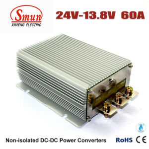 DC/DC Converters 24V to 13.8V 60A Step Down Converter pictures & photos