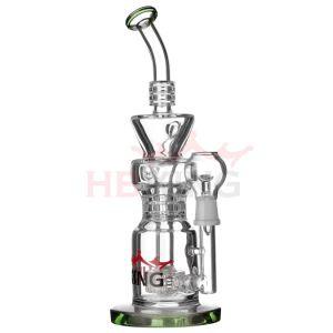 2016 Birdcage Showerhead Glass Smoking Water Pipe pictures & photos