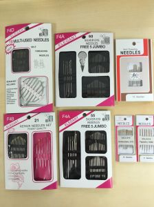 Household Agujas Hand Sewing Needle pictures & photos