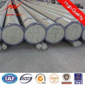 138kv Utility Pole for Power Transmission Line pictures & photos
