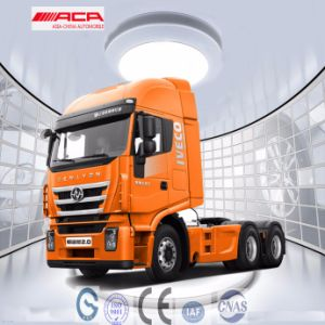 6X4 380HP Genlyon Iveco Truck pictures & photos