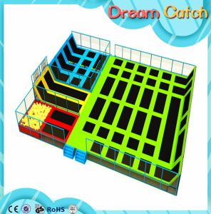 Hot Selling Customized Indoor Children Trampoline Park Equipment pictures & photos