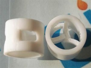 PTFE Pall Ring 20mm X 2mm X 16mm pictures & photos