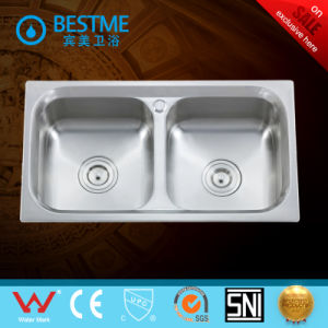 Kitchen Furniture Cheap Price SUS 304 Kitchen Sink pictures & photos