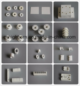 High Purity Alumina Ceramic Part/Customized Electrical Insulator pictures & photos