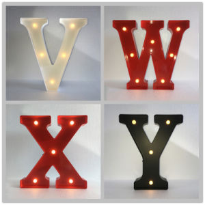 Wall Letters Factory Price Marquee Letter Lights pictures & photos