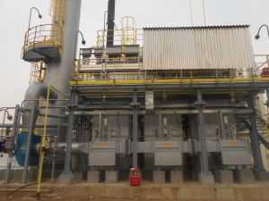 Rto for Flue Gas Treatment