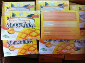 Healthy Curvy Slimming Orange Juice Diet Coffee Weight Loss Slimming Coffee pictures & photos