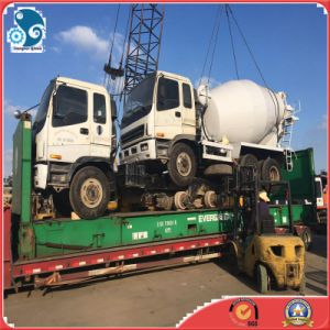 6m3 8m3 Concrete Truck Used Isuzu Mixer Truck Japan pictures & photos