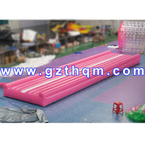 Different Colors Inflatable Tumbling Air Track for Gym/Indoor Inflatable Air Gym Mat pictures & photos