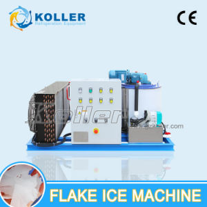 Dry, Pure, Powder-Less Flake Ice Maker From Koller China pictures & photos