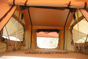 Hot Selling Outdoor Camping Car Roof Top Tent pictures & photos