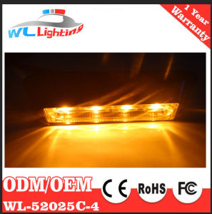 LED Safety Warning Lights in Liner 4 Lens 4W Surface Mount Strobe Light pictures & photos