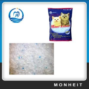 Silicone Pet Crystal Cat Litter