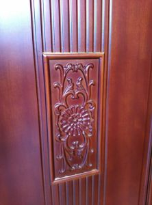 Solid Wood Composite Door for Project Hotel or Apartment (DS-019) pictures & photos