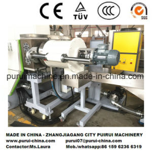 Waste Plastic Granulating Pelletizer with PLC Control for 2017 Chinaplas pictures & photos