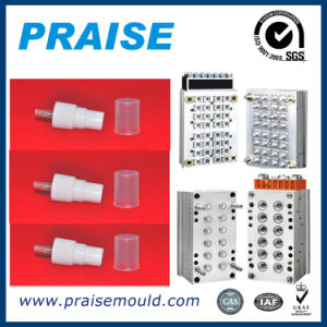 PP Cleaner Bottle Spray Cap Plastic Injection Mould with Manufacture pictures & photos