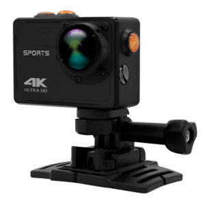 16MP 4k 130 Degree Wide View WiFi Sports Camera pictures & photos