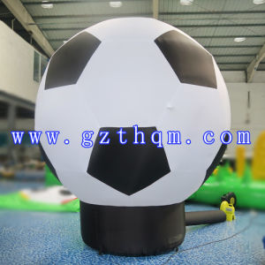 Inflatable Advertising Model for Football/Inflatable Football Model pictures & photos