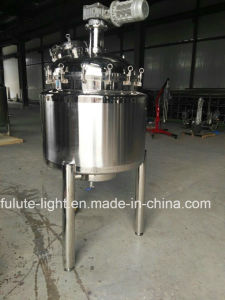 Double Jacketed Stainless Steel 316 Stirring Kettle pictures & photos