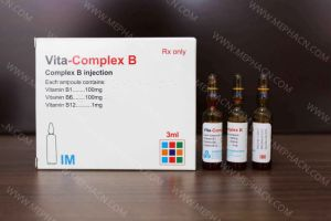 Vitamin B12 Complex Vitamin Group Complex Vitamin B -Vb12, Vb pictures & photos