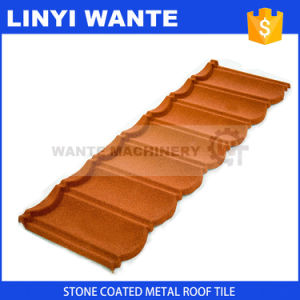Stone Coated Metal Roofing Sheet Tiles/Industrial Meta Detectors From China pictures & photos