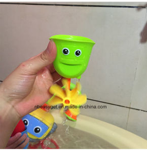 Bath Tub Toy Water Sprinkler System Children Kids Gift Funny Bathing Toys Waterproof in Tub Baby Bath Bathroom Swimming Bathtub Toys pictures & photos
