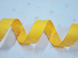 Hot Selling Customized Design Good Price Ribbon Grosgrain Tape pictures & photos
