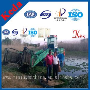 Factory Offer Water Hyacinth Cutting Ship/Harvester for Export pictures & photos