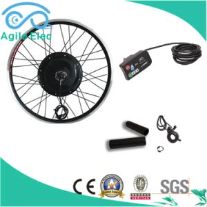 Gearless 500W LED Hub Motor Kit with High Speed pictures & photos
