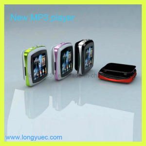 HD 1.5 Inch Touch Display MP3 Players with CE and RoHS Certification (LY-P3002)