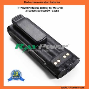 Two Way Radio Battery NTN8294/NTN8293 Rechargeable Battery for Motorola Xts3000/Xts3500/Xts5000/Xts4250 pictures & photos