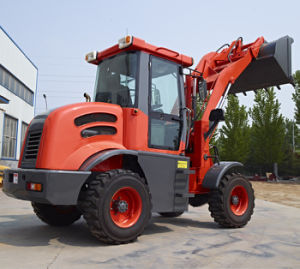 Map 1.6 Ton China Compact MP16 Front Loader pictures & photos