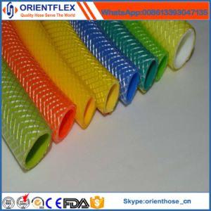 Colorful Light Flexible PVC Garden Hose pictures & photos