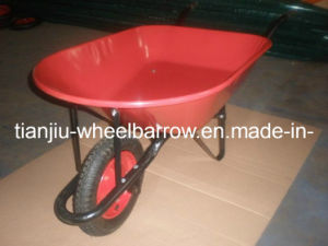 Names of Agricultural Construction Hand Tools Wheel Barrow (WB7200) pictures & photos