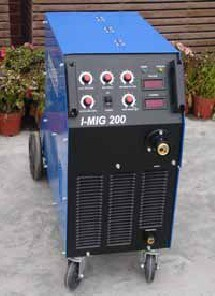 Inverter Compact MIG Welding Machine (IMIG200) pictures & photos