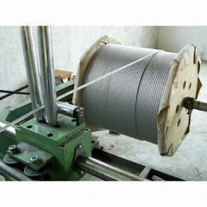 7X7-12.0 Stainless Steel Wire Rope pictures & photos