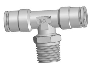 Brass Push in Fittings (Series MPT)
