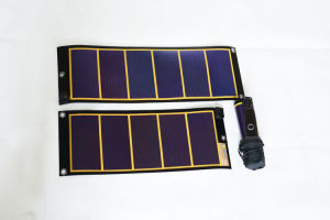 36W Outdoor Flexible Solar Panel Charger