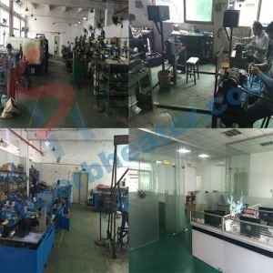 Cartridge Heaters Manufacture CNC Heating Resistance Wire Winding Coiling Machine pictures & photos