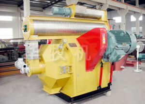 HKJ-45J Rice Hull Pellet Mill