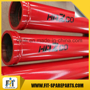 High Quality Sany 3m Concrete Pump Wearable Straight Wear Resistant Pipe pictures & photos