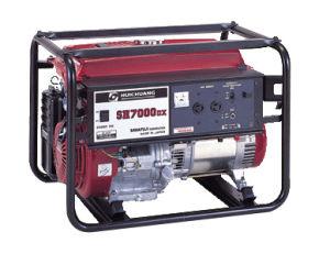 Best Selling Generator (SH7000DX(DXS)_5.5KVA)