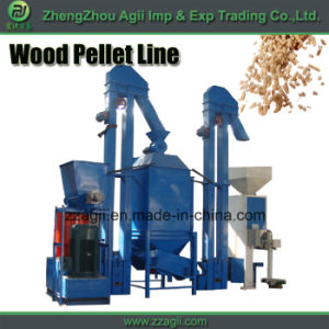 Biomass Waste Forest Waste Pellet Machine Wood Pellet Line pictures & photos
