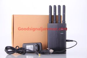 China Signal Jammer Factory pictures & photos