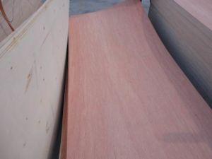Door Skin Size Okoume Veneer Faced Plywood pictures & photos