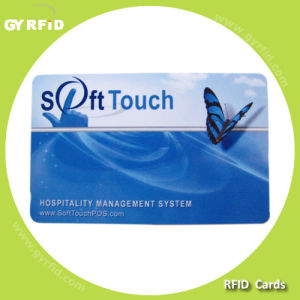 ISO14443A Smart Card / Identification Card for E-Ticket (GYRFID) pictures & photos